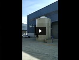 7米高塔生产